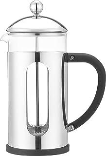 Cafe Ole BVM-10S Desire 18/10不锈钢咖啡机 带耐热玻璃烧杯 8 杯 1 升