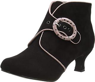 Joe Browns 女士 Little Minx 搭扣靴及踝靴