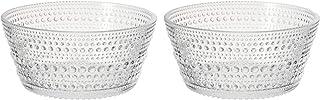iittala 小碗 透明 230ml KASTEHELMIIIT528-5200010 2个装