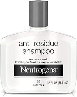 Neutrogena露得清去残留洗发水深层清洁清爽洁净洗发露354ml
