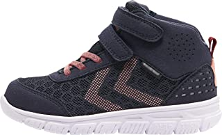 hummel 中性儿童 Crosslite MID TEX JR 运动鞋