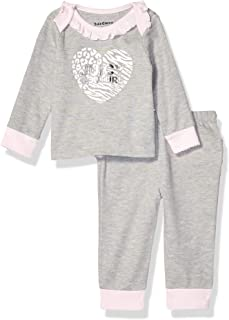 Juicy Couture 女婴 2 件套裤子套装