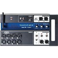 Soundcraft Ui12 声道 遥控 数字搅拌机 - 黑色Ui12 12 声道 12 Channel