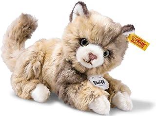 Steiff 099663 Lucy 猫,斑点棕色