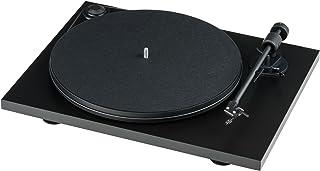 Pro-Ject Audio Systems 主要高保真转盘-黑色