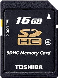 TOSHIBA SD卡 Class4 (国内正品) SD-L0G4SD-L016G4 16GB