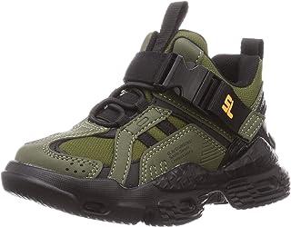 Syunsoku 瞬足 运动鞋 轻便 SL 16~26cm 2E 儿童 男孩 女孩 DSL 0260 卡其色 19.0 cm 2E