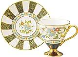 Noritake(諾莉塔克) 骨瓷 硅膠2006 杯子&盤子 Y52502/4673