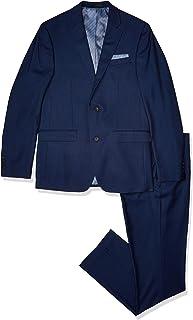 Perry Ellis 男士 2 件套西装