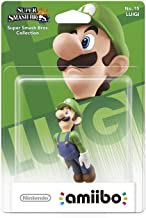 Amiibo *5 Smash Luigi 多种颜色 Luigi
