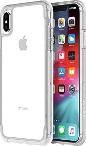 Griffin Survivor 透明保护壳按照军事标准适用于苹果手机GIP-012-CLR iPhone Xs Max 透明