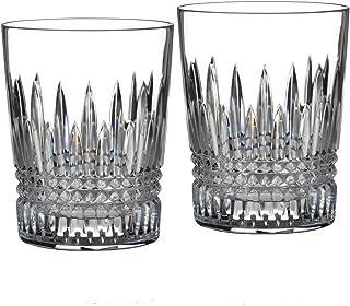 Waterford Lismore 钻石套装 2 只杯子 透明 均码 024258503816