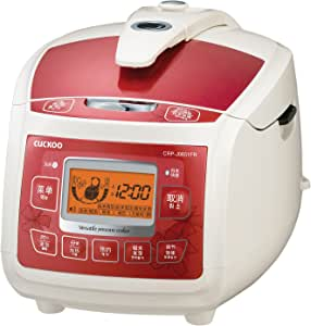 CUCKOO福库多功能电压力饭煲 CRP-J0651FR(3L 韩国进口 FRESH糙米发芽功能 13小时预约 语音提示 万能炖)