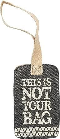 行李标签 - 这不是您的包
