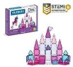 Tileblox Inspire 60 片套装磁性积木,教育磁性瓷砖套件,磁性建筑 STEM 玩具套装