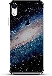 Luxendary 玻璃背板LUX-IRGL-GALAXY1 SPACE: BLACK & GALAXY 透明