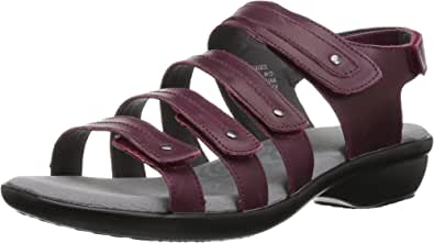 Propet 女式 AURORA 凉鞋 紫红色 9 B(M) US