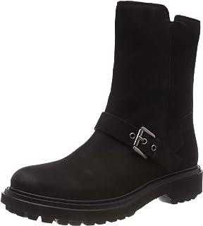 Geox 女士 D Asheely D 骑行靴