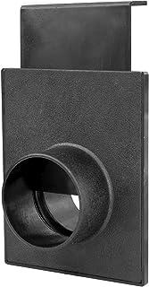 POWERTEC 70108 4 英寸防爆门适用于真空/灰尘收集器 2-1/2-英寸 70133