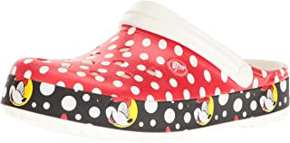 Crocs Crocband Minnie Mouse 女士洞鞋