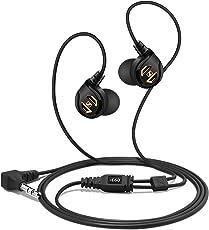 Sennheiser 森海塞尔 IE60 入耳式HiFi耳机 黑色