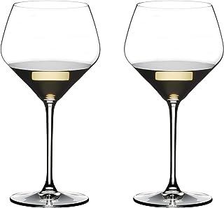 Riedel 极限水晶烘焙 Chardonnay *杯,2 件套