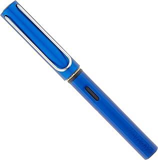 LAMY 凌美 钢笔 恒星系列 深海蓝 L28-EF 笔尖EF 极细 两用式 墨囊另售
