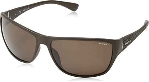 Police Sunglasses SPL144M 094C Brazen 2 Matt Brown Brown