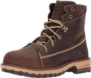 "Timberland PRO 女式 Hightower 6"" 合金鞋头工业和建筑鞋"