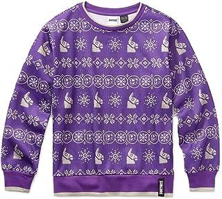 FORTNITE 男童圣诞丑毛衣