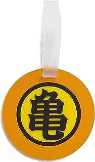 龙珠 Z 名牌 塑料 圆形 亀マーク - -