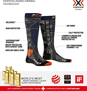 X-Socks Ski Rider 4.0 袜子