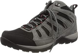 Columbia 哥倫比亞 男士 Redmond V2 Mid WP 徒步旅行靴
