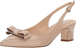 LK Bennett 女式 Pippa 穆勒鞋 Natural-stone 39.5 Medium UK (9 US)