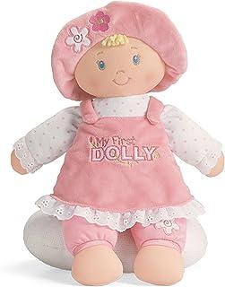 Gund My First Dolly 金发充绒洋娃娃