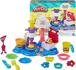 Hasbro 孩之宝 Play-Doh 培乐多彩泥 经典系列 蛋糕派对 B3399