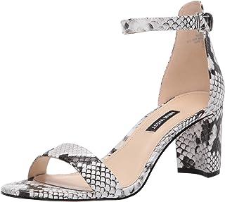 Nine West 女士 2 件套高跟凉鞋