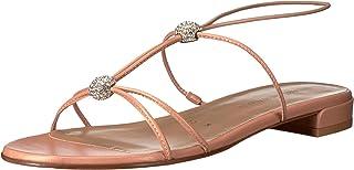 Stuart Weitzman Tweety Nude Nappa 女士凉鞋