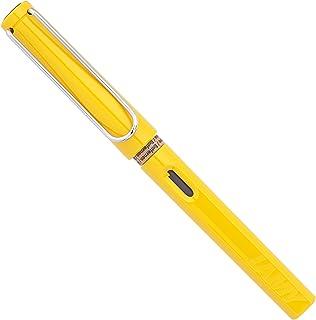 LAMY 凌美 Safari系列 黄色 钢笔 EF 极细笔尖 L18-EF