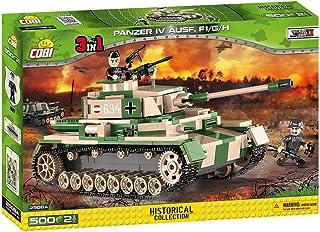 COBI COBI-2508A 玩具装甲车, 多样