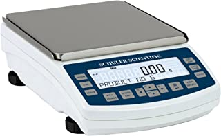 Schuler Scientific A 系列平衡 4500g Capacity and 0.01g Readability SPS-4502 1