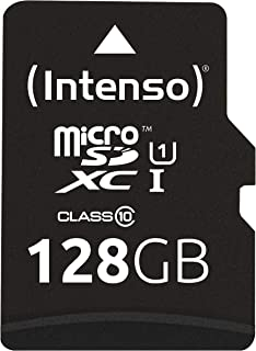 Intenso Micro 储存卡 Schwarz 128 GB