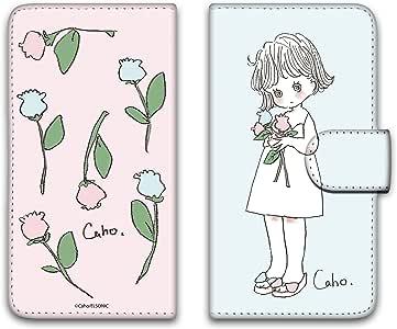 Caho 壳 手册式 印刷手册 郁金香WN-LC990322_S 13_ DIGNO R 202K チューリップE