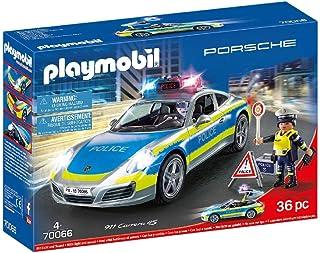 PLAYMOBIL 动作人偶玩具套装和配件,颜色 70066