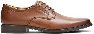 Clarks Tilden Plain 男士皮鞋