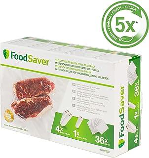 Foodsaver FGP252X 耗材真空密封袋组合包装/紫红色