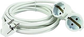 REV Ritter 延长电缆,带双离合器,白色,3和5米 白色 5 m 0016052114