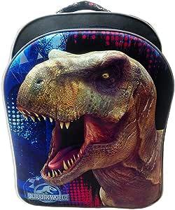 """Jurassic World 16"""" 儿童背包 - 黑色"""