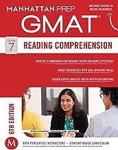 GMAT Reading Comprehension (Manhattan Prep GMAT Strategy Guides Book 7) (English Edition)