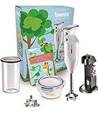 Bamix mx101254杖搅拌器婴儿 Line 白色200 W